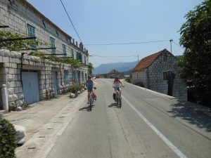 E-Bike tour Croatia