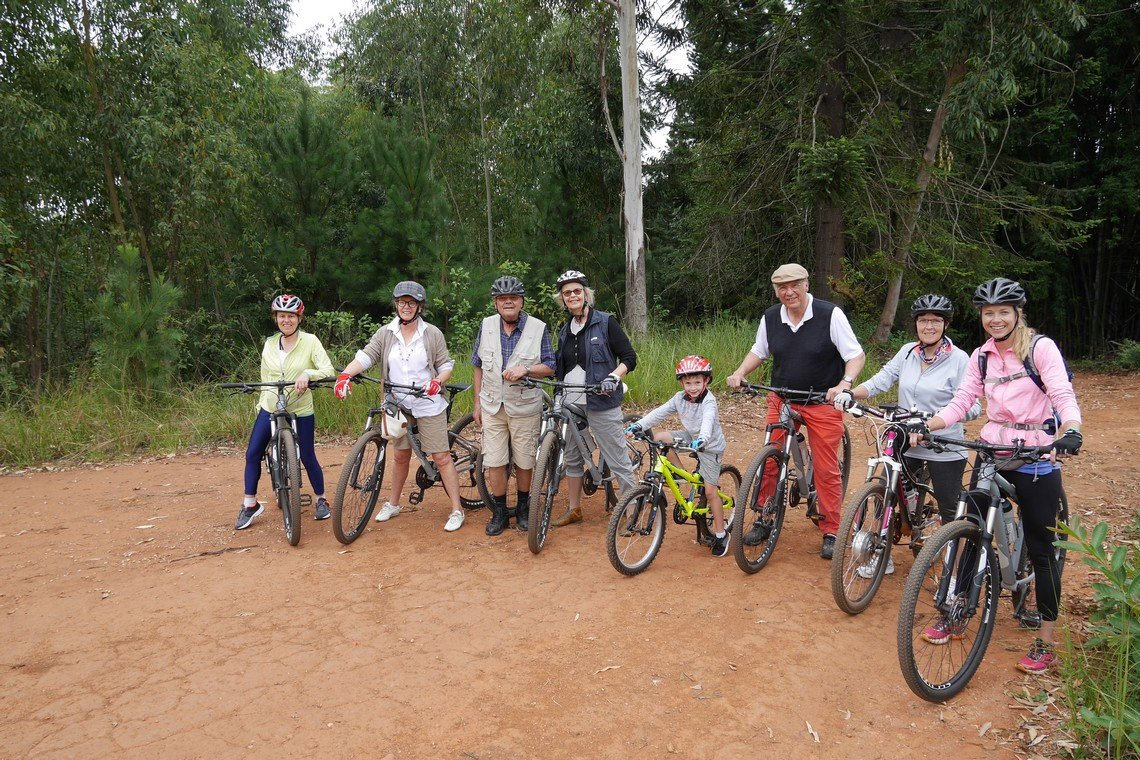Limpopo Cycling Day Tours