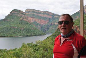 Blyde dam view