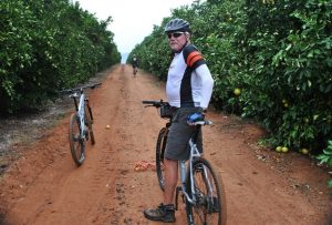 Orange grove cycling
